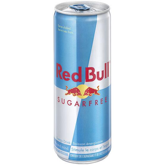 Red Bull Energy Drink - Sugar Free - 250ml