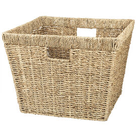 London Drugs Seagrass Square Basket