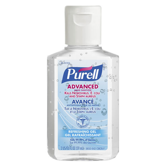 Purell Hand Sanitizer Squeeze Bottle