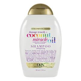 OGX Damage Remedy Coconut Miracle Oil Shampoo - 385ml