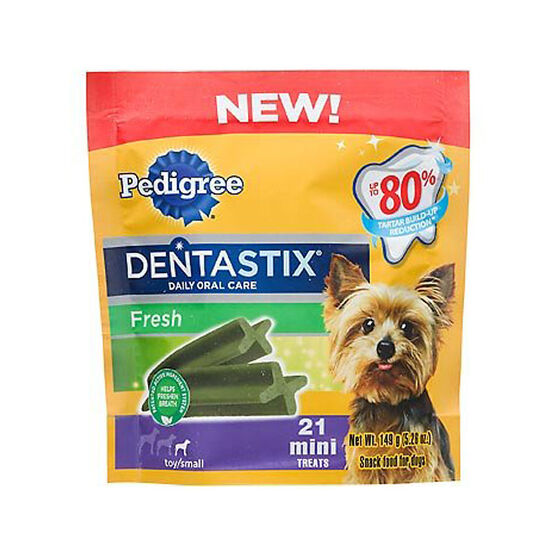 Dentastix Mini Dog Treats - 169g
