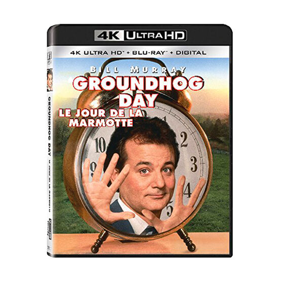 Groundhog Day - 4K UHD Blu-ray