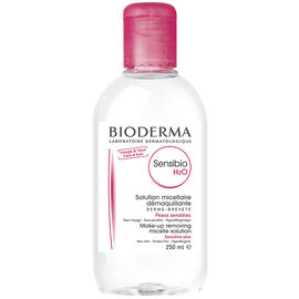 Bioderma Sensibio H2O - Micelle Solution - 250ml