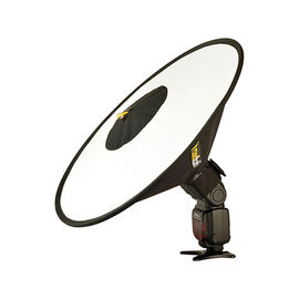 RoundFlash Beauty Dish - Black - ROUNDFLASHDISH