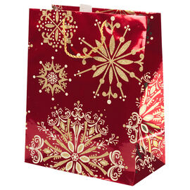 Hallmark Christmas Bag Snowflake - Large