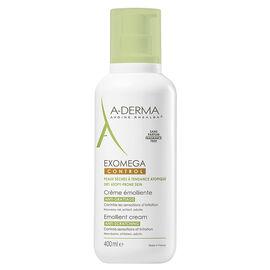A-Derma Exomega Emollient Cream - 400ml