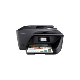 HP OfficeJet 6962 All in One Printer - Black - T0G26A#1HA