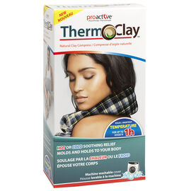 ProActive Therm-O Clay Hot/Cold Natural Clay Compress - 740-822