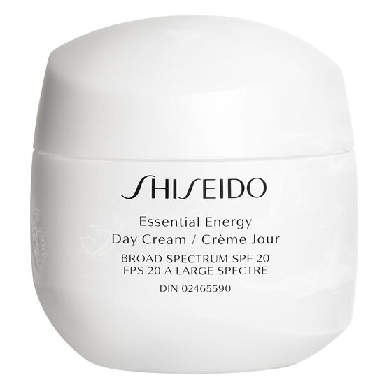 Shiseido Essential Energy Day Cream - Broad Spectrum SPF20 - 50ml