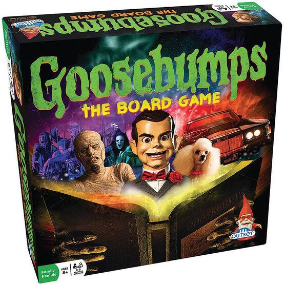 Goosebumps Board Game