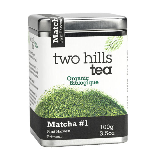 Two Hills Organic Tea - Pure Matcha - 100g