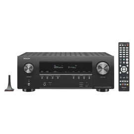 Denon 7.2 Channel Receiver with HEOS - Black - AVR-S940H