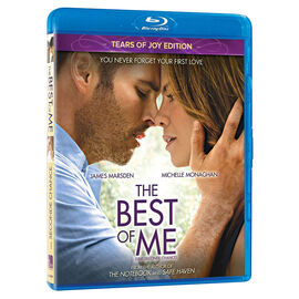 The Best of Me - Blu-ray
