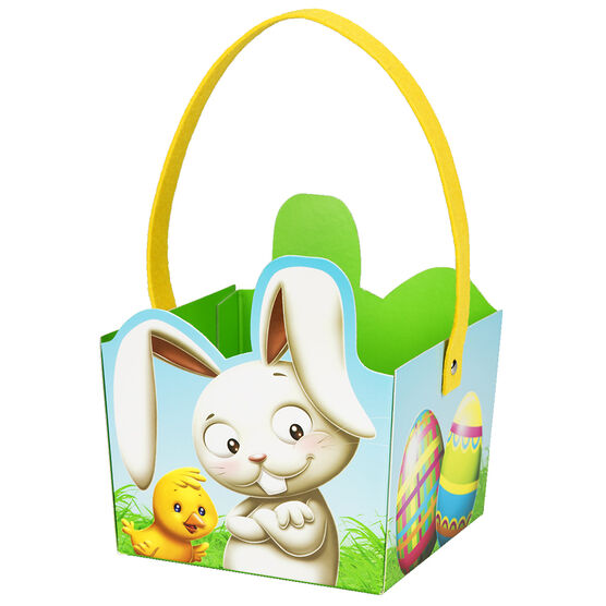 Easter Basket with Dudley & Phoebe