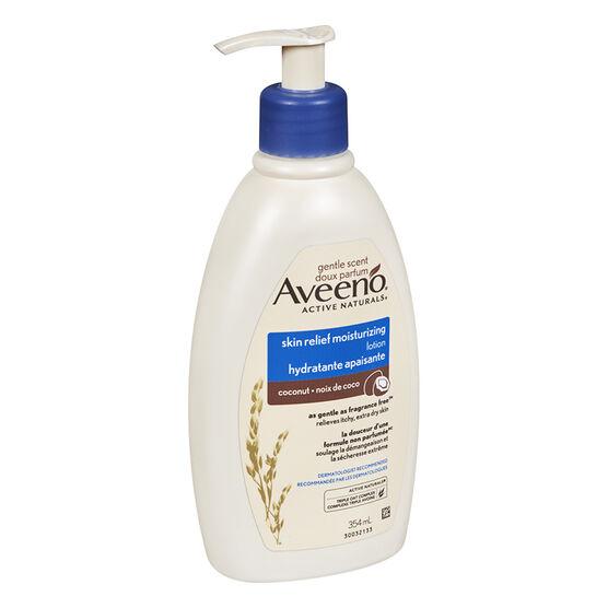 Aveeno Active Naturals Skin Relief Lotion - Coconut - 354ml