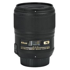 Nikon AF-S 60mm f/2.8G ED Lens - Micro - 2177