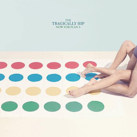The Tragically Hip - Now For Plan A - Vinyl