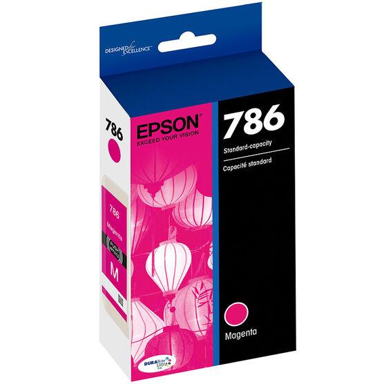 Epson 786 DuraBrite Ultra Ink - Magenta - T786320