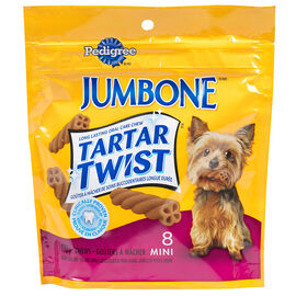 Pedigree Tartar Twist Mini - 130g