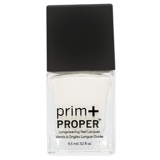 Prim + Proper Nail Lacquer - Fresh Powder