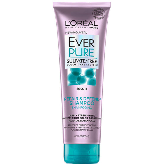 L'Oreal EverPure Repair & Defend Shampoo - 250ml