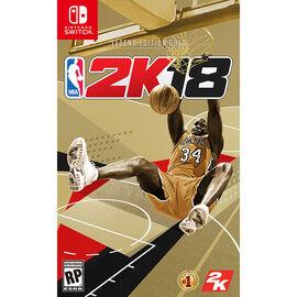 Switch NBA 2K18 Legend Gold Edition