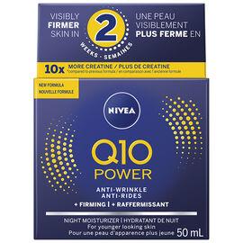 Nivea Visage Q10 Plus Anti-Wrinkle Night Care - 50ml