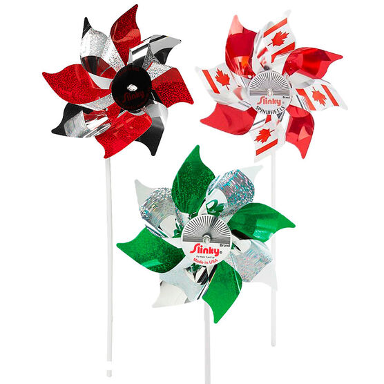 SpinWheels Canada Flag - Assorted