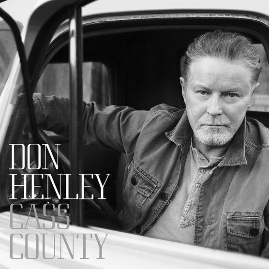 Don Henley - Cass County - CD