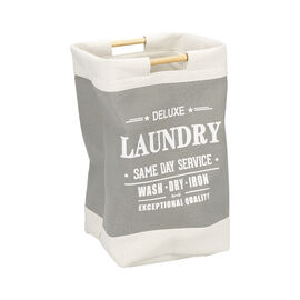 LD Canvas Laundry Bag