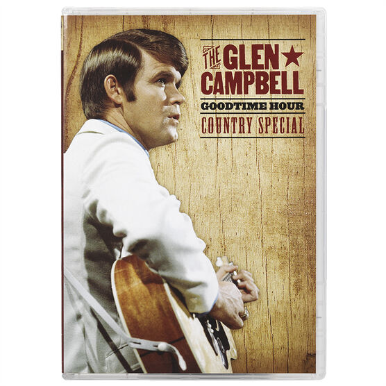 The Glen Campbell Goodtime Hour: Country Special - DVD