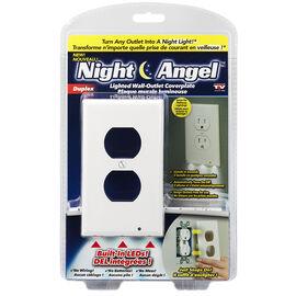 Night Angel Duplex Light - White