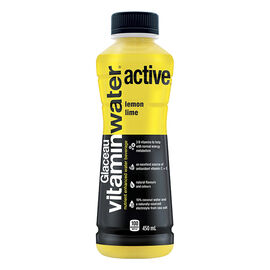 Glaceau Vitamin Water Active - Lemon Lime - 450ml