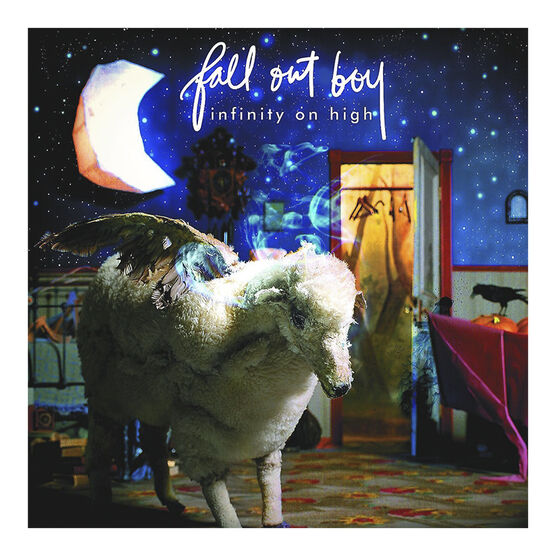 Fall Out Boy - Infinity On High - Vinyl
