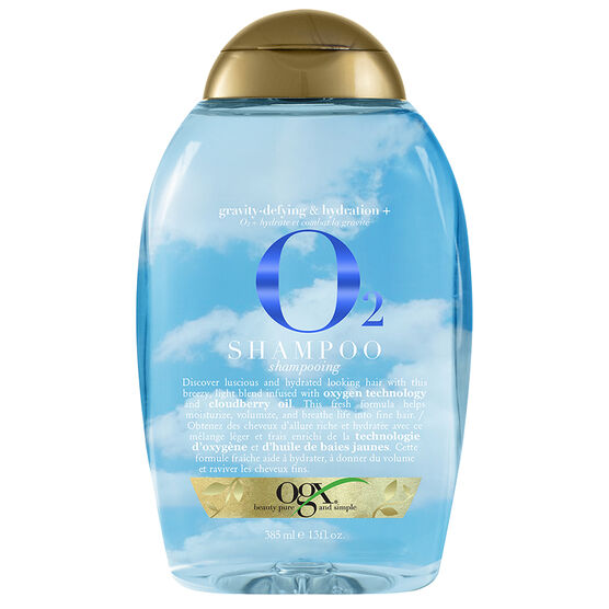 OGX O2 Shampoo - 385ml