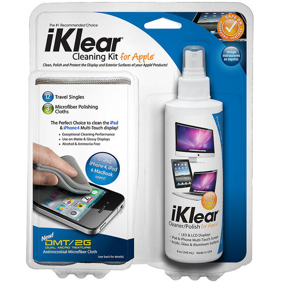 iKlear Apple-PC Polish Kit - IK-5MCK/26C