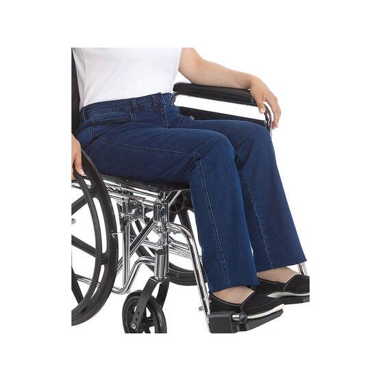 Silvert's Designer Wheelchair Jeans - Small - XL