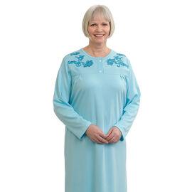 Silvert's Women's Designer Open Back Nightgown - 2XL - 3XL