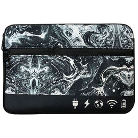 My Tagalongs Tech Organizer Pouch - Marble & Black - 57065