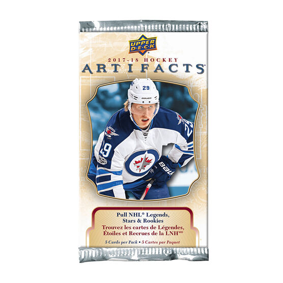 2017/18 NHL Artifacts Booster Pack