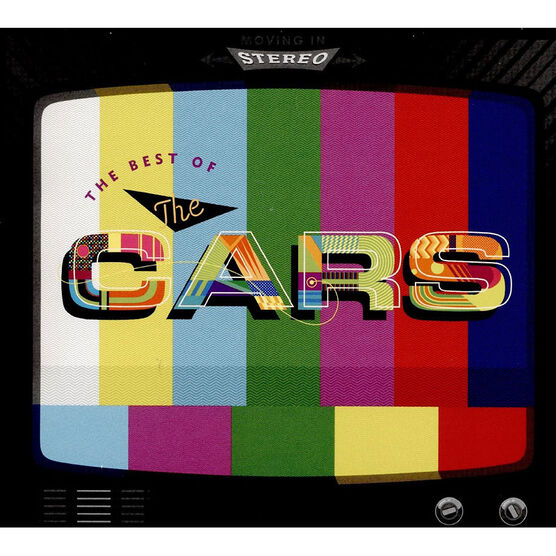 The Cars - Moving In Stereo: The Best of the Cars - CD