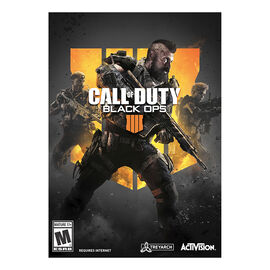 PRE ORDER: PC Call of Duty: Black Ops 4