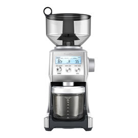 Breville Smart Burr Grinder - Brushed Steel - BCG820BSSXL