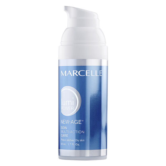 Marcelle New-Age LumiPower Multi-Action Care for Dry Skin - 50ml