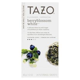 Tazo Berryblossom White White Tea - 24's