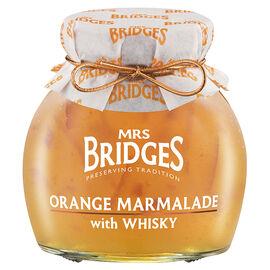 Mrs. Bridges Orange Marmalade With Whisky - 340g
