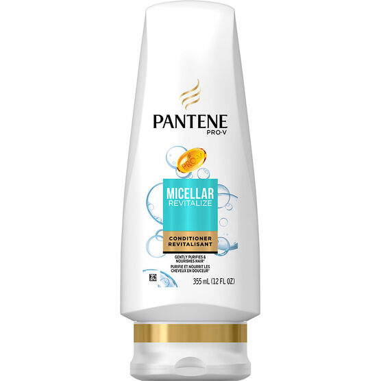 Pantene Pro-V Micellar Conditioner - Revitalize - 375ml