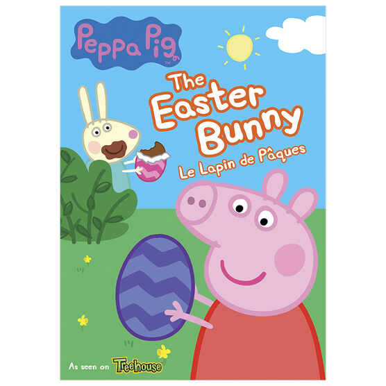 Peppa Pig: The Easter Bunny - DVD