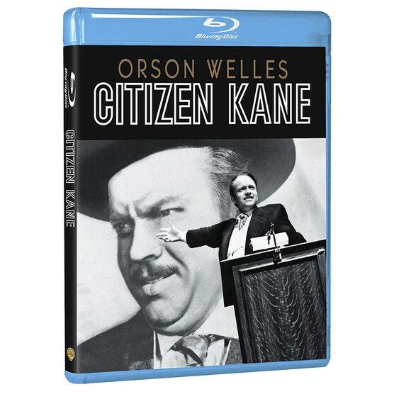 Citizen Kane (75th Anniversary Edition) - Blu-ray