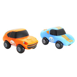 Munchkin Magnet Motors Mix and Match Cars - 2 pack